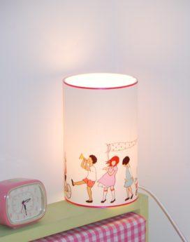 magasin luminaire lyon chambre fille enfant farandole lampe totem décoration