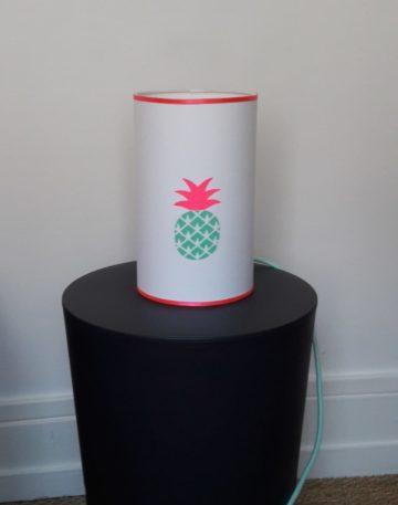 magasin luminaire lyon lampe totem ananas mint fluo chambre enfant