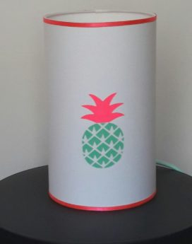 magasin luminaire lyon lampe totem ananas mint fluo chambre enfant fille