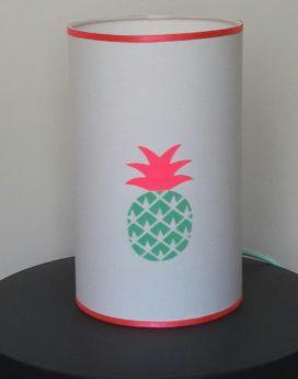 magasin luminaire lyon lampe totem ananas mint fluo chambre enfant fille