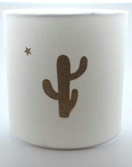 magasin luminaire lyon décoration intérieure chambre enfant lampe quadripode cactus doré 3