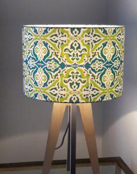 magasin luminaire lyon lampe quadripode arabesques