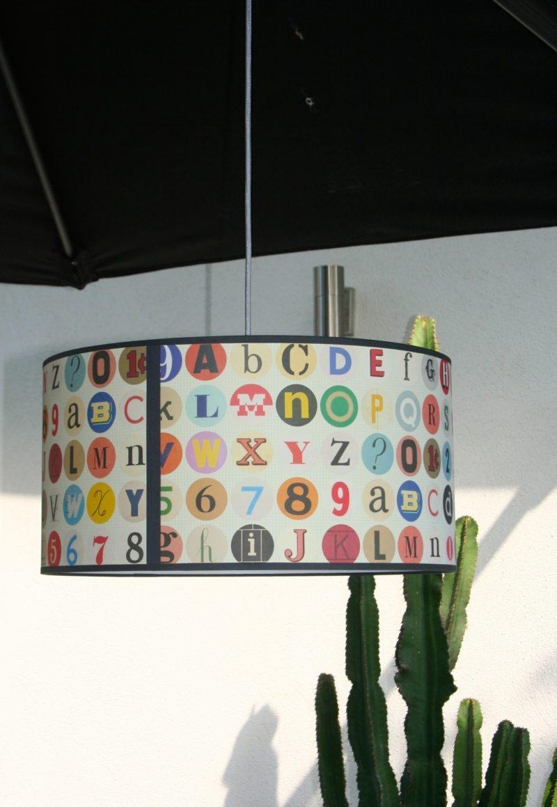 magasin luminaire lyon suspension alphabet vintage chambre enfant
