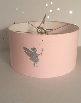 magasin luminaire lyon suspension chambre enfant fille fée rose
