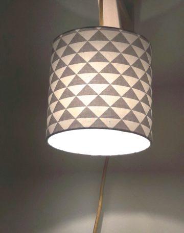 magasin luminaire lyon applique equerre triangles