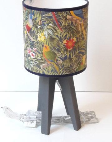 magasin luminaire lyon lampe quadripode mini jungle