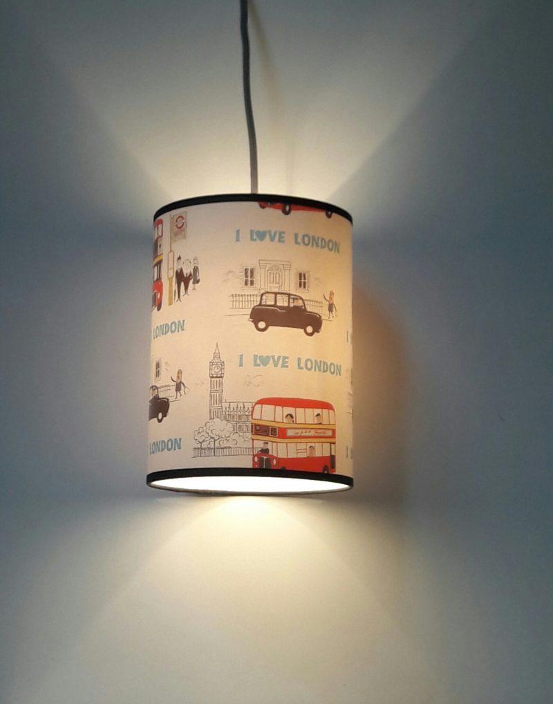 magasin luminaire lyon lampe baladeuse chambre enfant décoration London 1