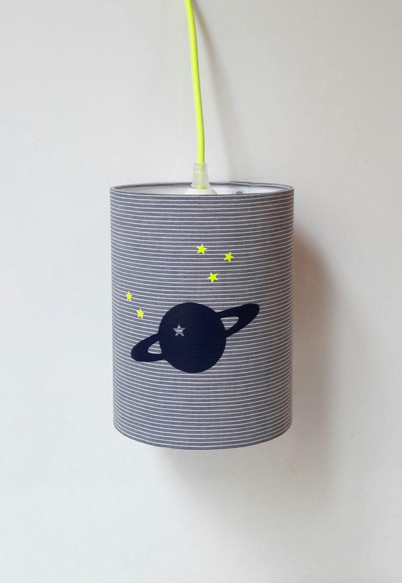magasin luminaire lyon lampe baladeuse planète marine chambre enfant décoration fluo