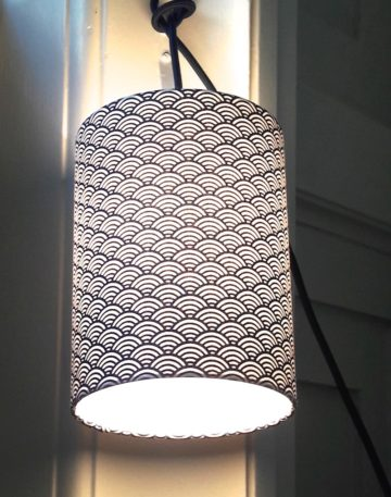 magasin luminaire lyon lampe baladeuse vagues marines