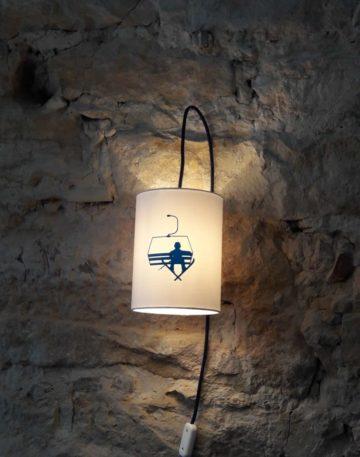 magasin luminaire lyon baladeuse chambre enfant décoration intérieure télésiège bleu marine lampe 1