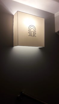 magasin luminaire lyon applique murale carita