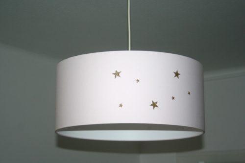 magasin luminaire lyon décoration chambre enfant suspension étoiles