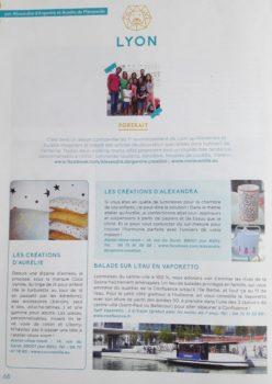magasin luminaire lyon enfant magazine bubble presse