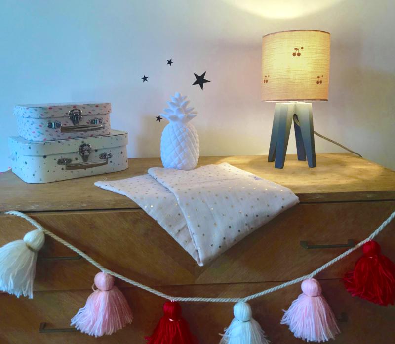 magasin luminaire lyon lampe abat jour décoration cerise