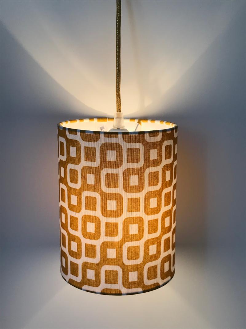 magasin luminaire lyon lampe baladeuse geometrique decoration moutarde