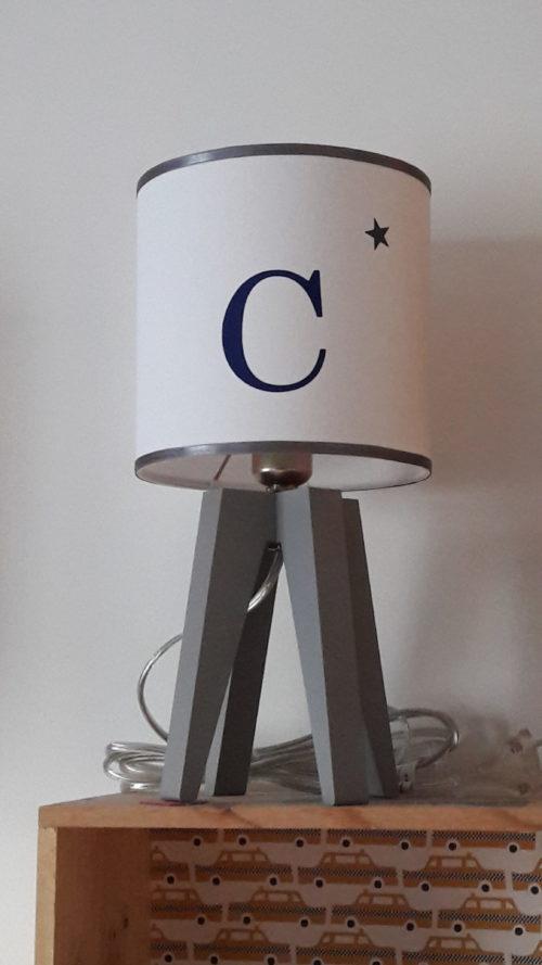 magasin luminaire lyon lampe décoration abat jour initiale