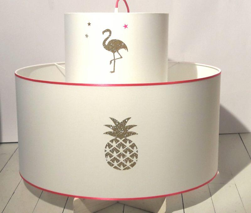 magasin luminaire lyon suspension chambre enfant ananas décoration
