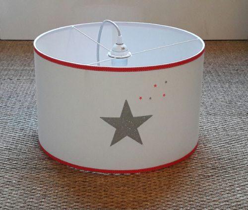 magasin luminaire lyon suspension chambre enfant décoration étoile fille
