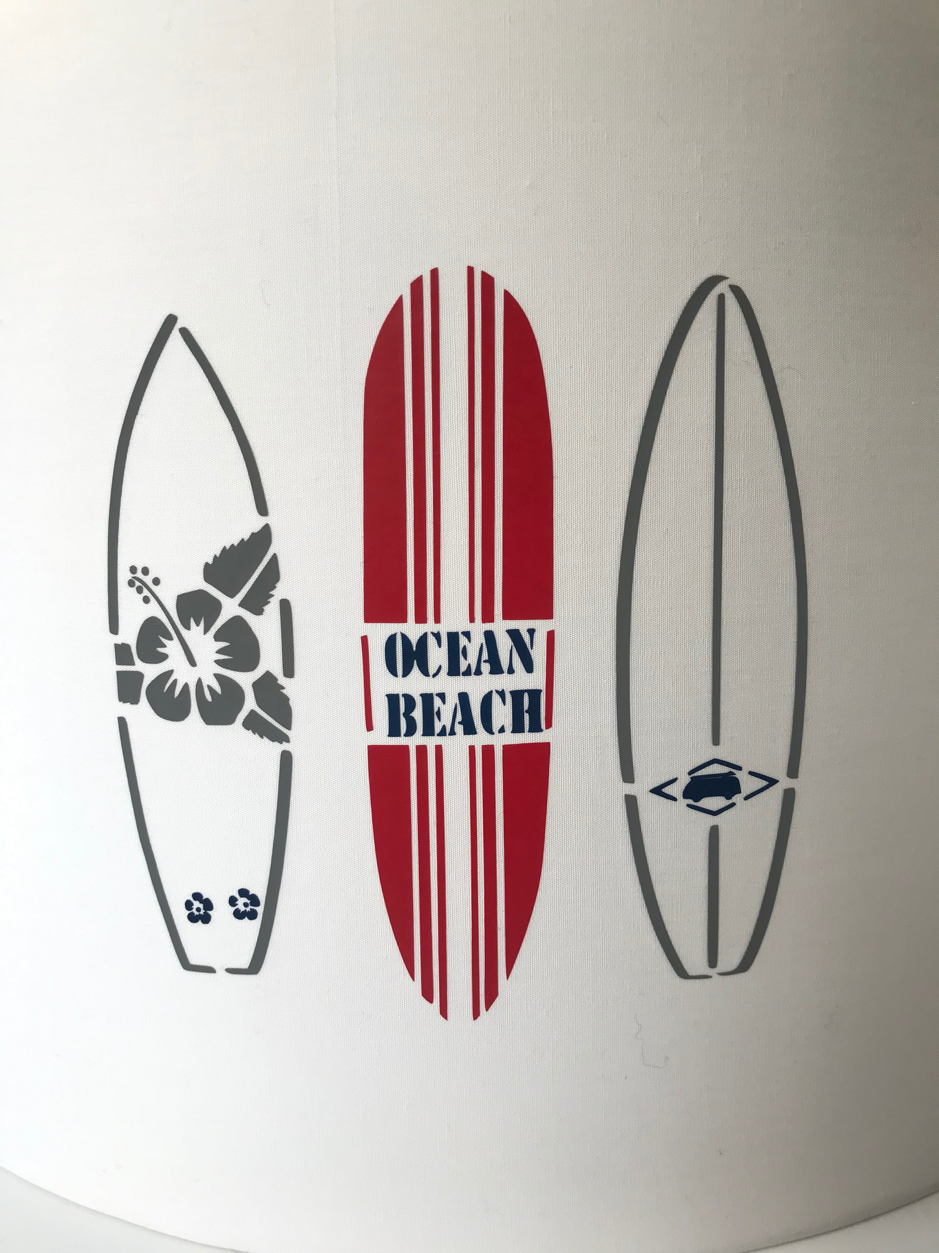 Deco Planche De Surf suspension planches de surf