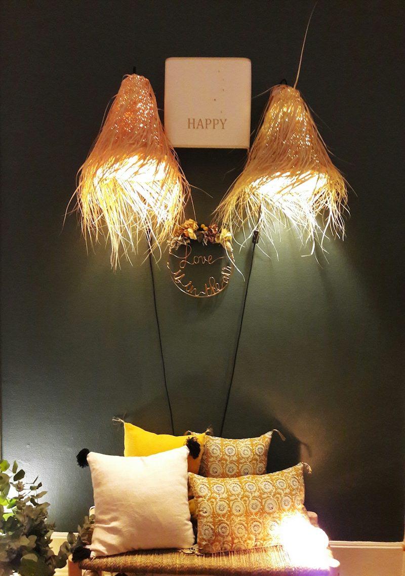 magasin luminaire lampe chevelu baladeuse lyon