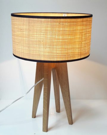 magasin luminaire lampe quadripode rabane lyon
