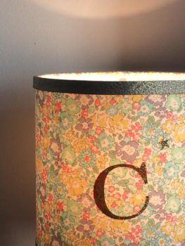magasin luminaire lampe quadripode liberty vert lyon