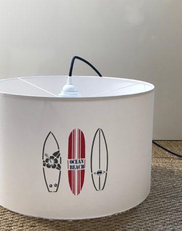 magasin luminaire lyon suspension abat jour marine planches surf