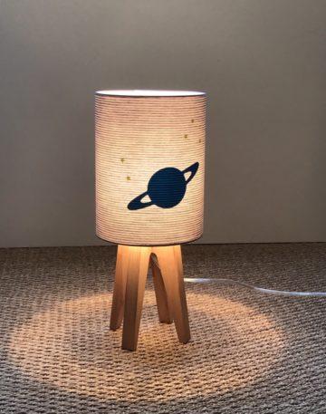 magasin luminaire lyon lampe quadripode planetes marines