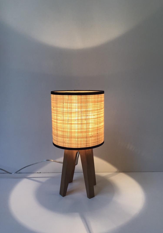 magasin luminaire lyon lampe quadripode rabane