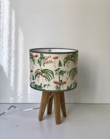 los flamingos magasin lyon luminaire flamingo lampe quadripode mini