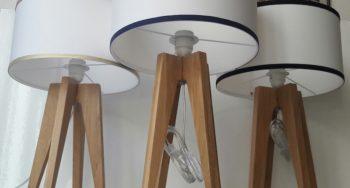 magasin lyon luminaire lampes quadripodes bordures couleurs
