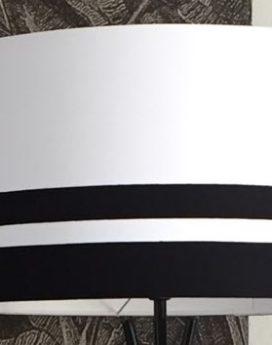 magasin lyon luminaire suspension bandes noires
