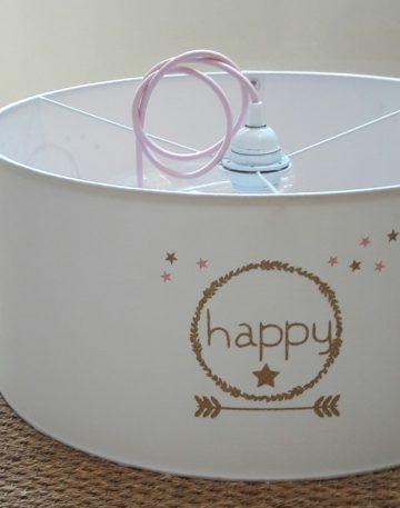 magasin luminaire lyon suspension abat jour happy glitter chambre enfant