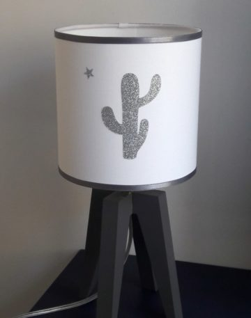 magasin luminaire suspension lyon lampe sur pied cactus argenté décoration