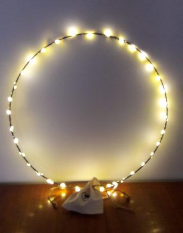 magasin luminaire lyon cercle lumineux décoration interieur idée cadeau led