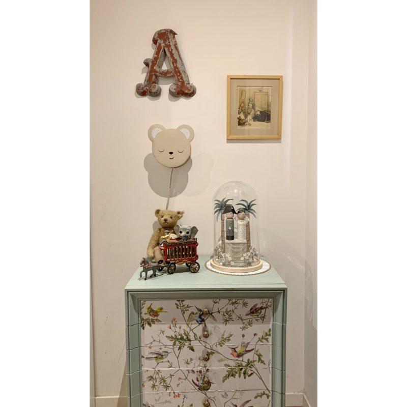 magasin luminaire lyon lampe idée cadeau naissance ourson taupe magasin chambre enfant decoration applique murale