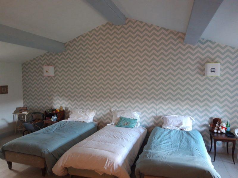 magasin luminaire lyon applique murale chambre enfant decoration interieur van vintage bleu marine