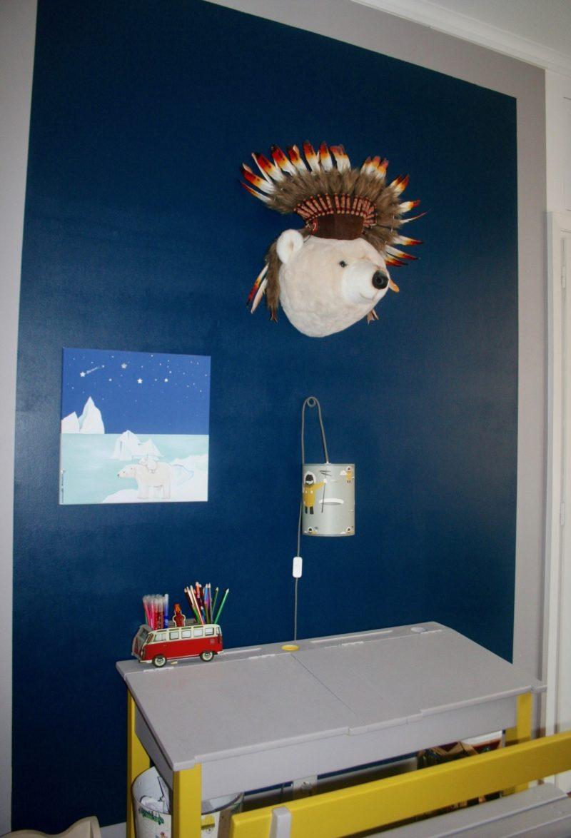 magasin luminaire lyon lampe baladeuse abat jour chambre enfant inuit esquimeaux chevet