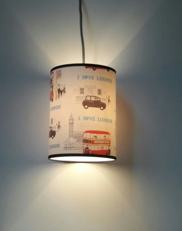 magasin luminaire lyon lampe baladeuse chambre enfant décoration London
