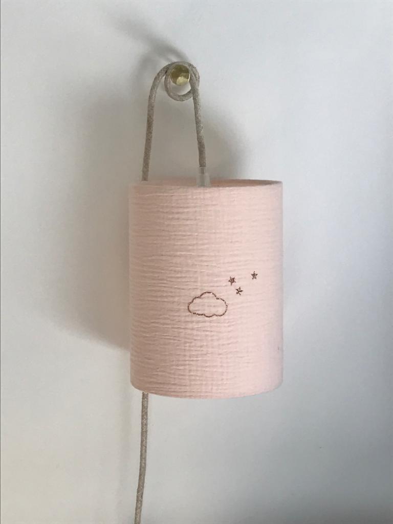 lampe baladeuse nude adc abat jour magasin luminaire lyon