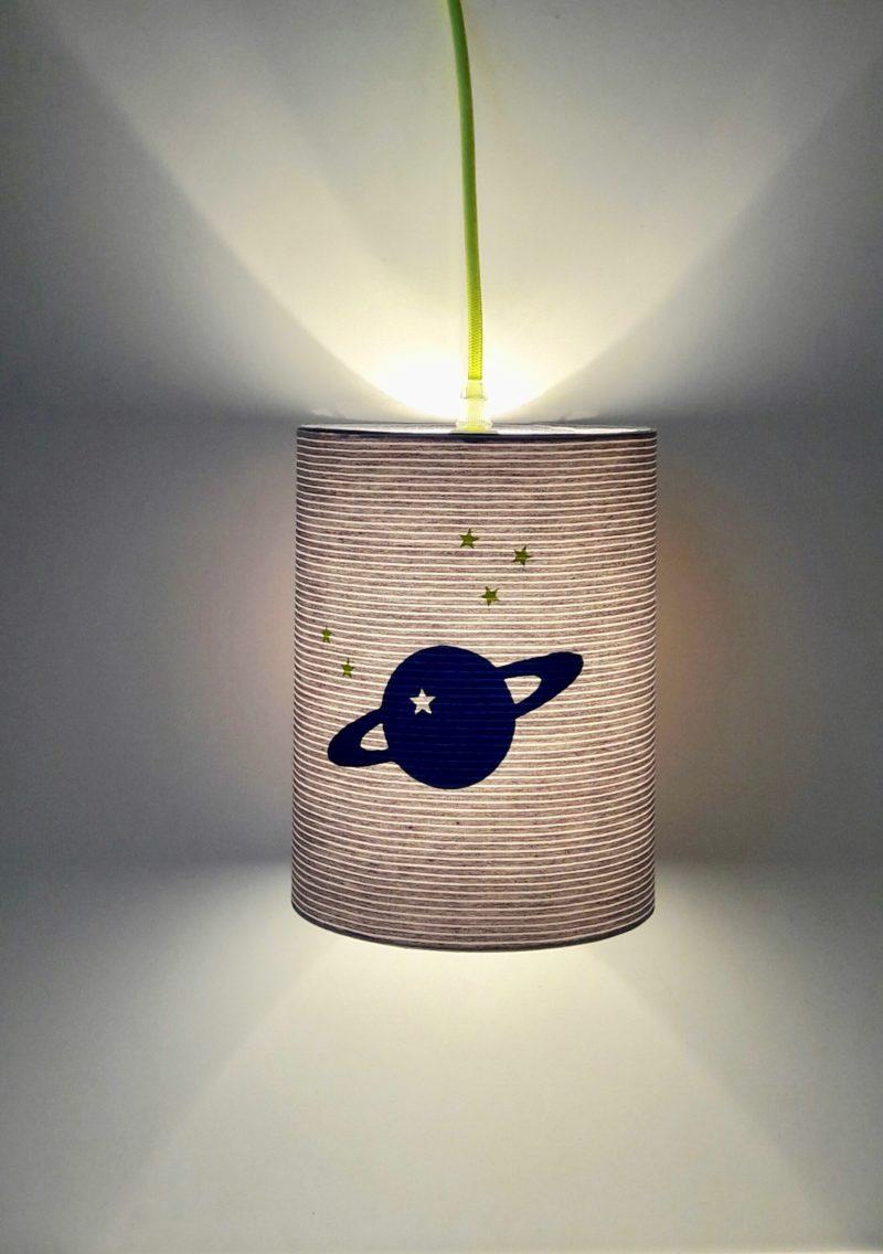 magasin luminaire lyon lampe baladeuse tissu milleraies marine planète decoration chambre enfant