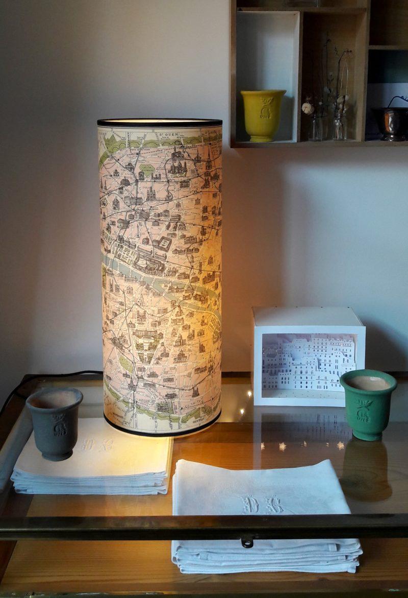 magasin luminaire lyon lampe a poser salon chambre decoration interieur plan paris