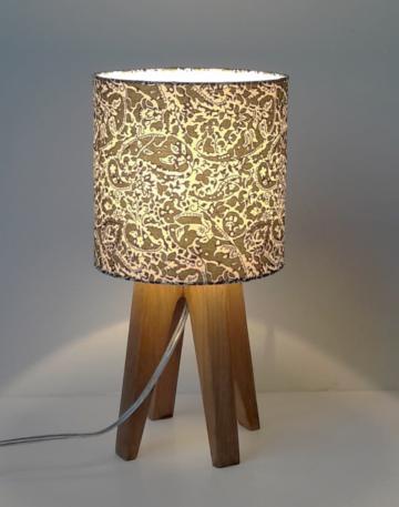 magasin luminaire lyon lampe sur pied quadripode mini tissu london liberty lagos laurel interieur decoration maison salon