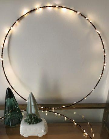 magasin luminaire lyon cercle lumineux objet deco decoration interieur noel fete