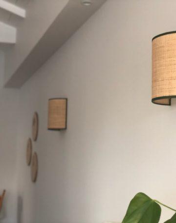 magasin luminaire lyon applique murale rabane decoration interieur fabrication francaise