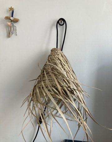 magasin-luminaire-lyon-abat-jour panier chevelue suspension lampe decoration bord de mer