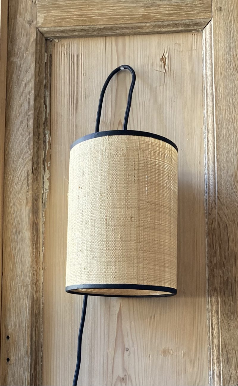 magasin luminaire lyon abat jour rabane lampe baladeuse lumiere naturelle